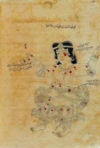Al Sufi, Starchart