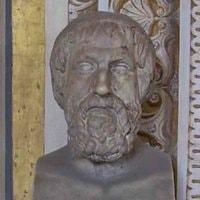 Bust of Pythagoras