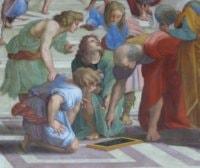 Euclid, by Sanzio