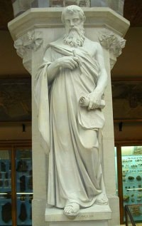 Euclid Statue