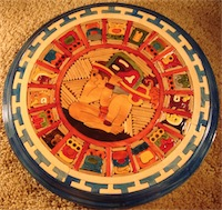 Mayan knowledge of astronomy