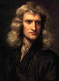 Isaac Newton, by Godfrey Kneller