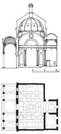 Filippo brunelleschi structures