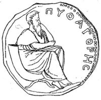 Pythagoras Coin