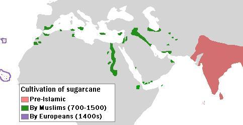 Spread sugarcane